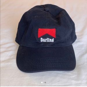 super rare brandy melville darling hat!